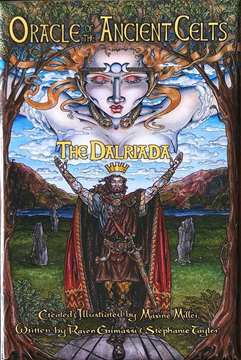 ORACLE OF THE ANCIENT CELTS: THE DALRIADA – CELTIC WISDOM CARDS