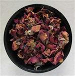 Red Rose Petals & Buds