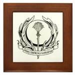 ABW Tradition Logo - Framed Tile