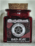 Bad JuJu Spell Jar created by Dorothy Morrison
