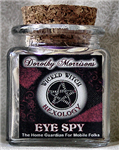 Eye Spy Spell Jar created by Dorothy Morrison