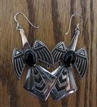 Earrings- Thunderbird