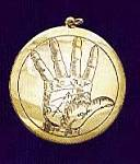 Pendant - Hand of Fortune