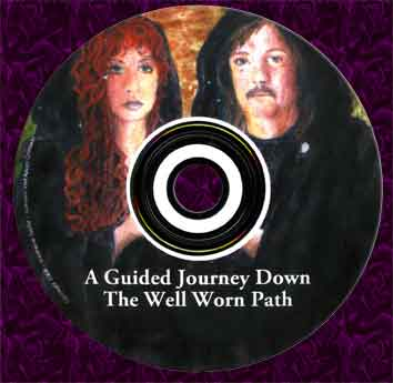 CD- A Guided Journey Down The Well Worn Path