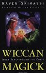 Wiccan Mysteries & Wiccan Magick Set -Original Covers